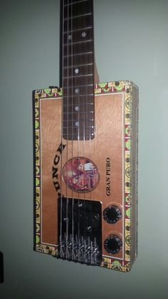 Six string  Punch by OuttatheBoxGuitars.