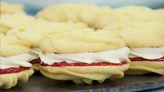 This Viennese whirls recipe by Mary Berry is featured in Season 4, Episode 2.