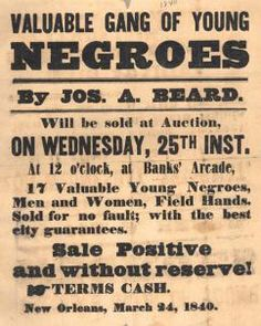 The roots of racism