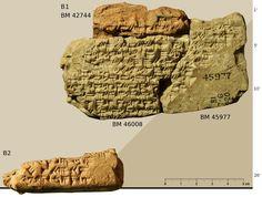 Neo-Babylonian love of Mathematics