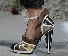 Check out All the Best Runway Shoes From New York Fashion Week Fall 2016
