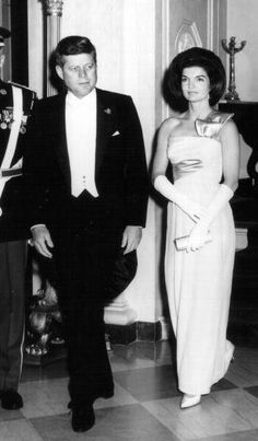 jackie and president kennedy | Il Presidente Kennedy e la First Lady Jackie