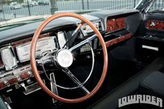 If you dig a little deeper, there is almost always a story behind the build, making its true value immeasurable. This 1962 Lincoln Continental Convertible is no different, and the series of events that unfolded during its creation is quite compelling.