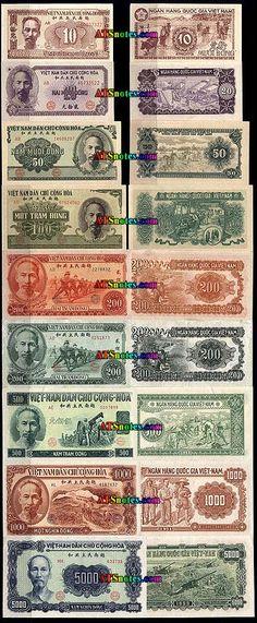 viet nam currency | Vietnam banknotes - Vietnam paper money catalog and Vietnamese ...