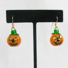 Jack O' Fries Earrings