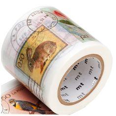 Washi tape MT ex: stamp.