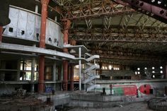 Abandoned Russian Water Park