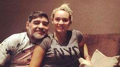 Maradona se peleó a los gritos con su pareja en Madrid y la policía tuvo que intervenir: Los empleados del hotel donde se hospedaba la…