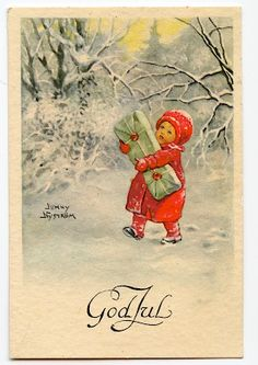 7 Vintage Travel Destination You Should Visit Norwegian Christmas, Christmas Scenes, Old Fashioned Christmas, Scandinavian Christmas, Christmas Past, Christmas Greetings, Christmas Ideas, Xmas, Images Vintage