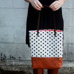 Rouge & Whimsy Tote Bags