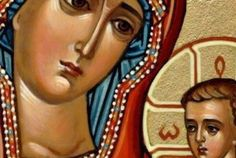 Hand Painted Russian Orthodox Icons: Jesus Christ, the Theotokos and the Holy Saints Religious Icons, Religious Art, Ecumenical Council, What Is Great, Mama Mary, Byzantine Icons, Russian Orthodox, Blessed Virgin Mary, John The Baptist