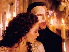 gerard butler Emmy Rossum phantom of the opera fmm ...