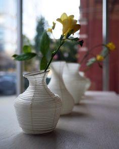Object of Desire: Washi Paper Vase