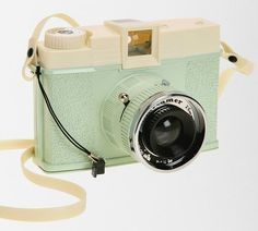 Retro Camera from UrbanOutfitters
