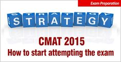 """CMAT 2015 second test scores is a good opportunity that can be converted into a reality. CMAT 2015 will be held on 22 feb"""