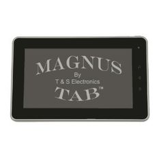 """Magnus Tab S7 7"""" Android 4.0 (Ics Cream Sandwich) tablet. 7"""" multi touch capacitive IPS screen, 16GB, Google Play (Google market), Pre-rooted! FREE CASE! (Personal Computers)  http://www.amazon.com/dp/B007TQP7L0/?tag=datingovervie-20  B007TQP7L0"""