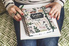 Agendas 2017 - Colección Garden