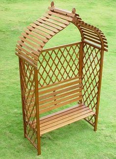 Gazebo Bench Seat.