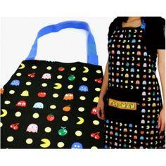 Pac Man apron - Want it!