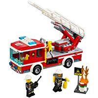 LEGO 60107 City Fire Ladder Truck 2016 Complete for sale online Lego City Fire, Lego Fire, Lego Shop, Buy Lego, Lego Lego, Lego Juniors, Lego City Sets, Lego City Police, Lego Construction