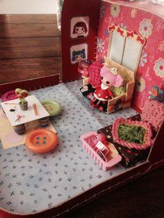 DIY Lalaloopsy House. Dollhouse DollsDollhouse FurnitureBaby ...