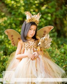 Enchanted Woodland Fairy in the woods great by enchantedfairyware, $250.00