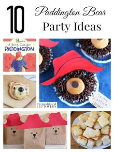 Do your kids love Paddington Bear? If you are looking to throw an awesome party, here's 10 Paddington bear party ideas!