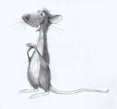 Living Lines Library: Ratatouille (2007) - Concept Art