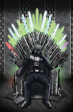 Game of Lightsaber Thrones