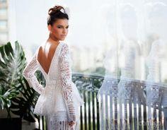 Martha Medeiros - Brazilian Lace - Renascença (Wedding Gown)