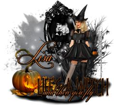 Tags By Tika: Life's A Witch