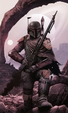 Marvel Comic Book Artwork • Star Wars Boba Fett. Follow us for more awesome comic art, or check out our online store www.7ate9comics.com
