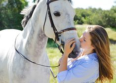 senior pictures with horses | High School Senior Portraits with Horses