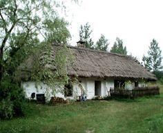 A 'domek,' Tokarnia, Poland https://scontent-b-ord.xx.fbcdn.net/hphotos-xap1/v/l/t1.0-9/10584041_264291003770558_8704915741273650772_n.jpg?oh=4166b6db5af0067d69c076382f380010&oe=54BC7B8E