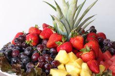 A Bountiful Kitchen: Fruit Platter 101