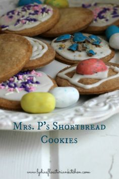 Mrs P's Shortbread C