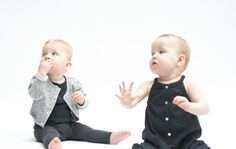 Sterre & Mees for Born2Bseen SS14
