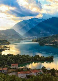 Abruzzo, Lake Barrea