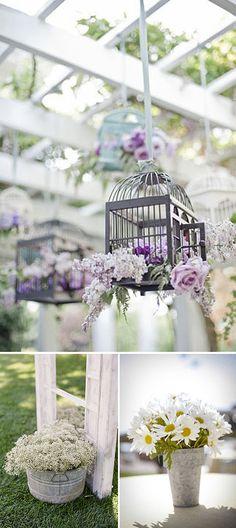 10 ideas Rustic CHIC para deslumbrar en tu boda