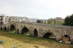 Palerme - Pont de l'Ammiraglio - 1125-1135