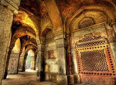 Sikandar Lodi's tomb, Lodi Gardens, Delhi