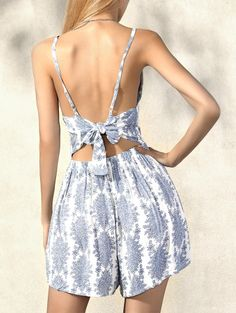 SHARE & Get it FREE   Printed Sleeveless Waisted RomperFor Fashion Lovers only:80,000+ Items • New Arrivals Daily Join Zaful: Get YOUR $50 NOW!