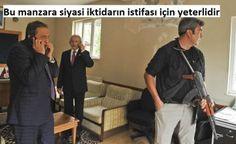 AKP'NİN TERÖRE TESLİM ETTİĞİ TÜRKİYE'DE CHP KONVOYUNA SALDIRI