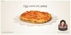 Campagna Istituzionale 2012 • Donna Tina Pizzeria • Pescara