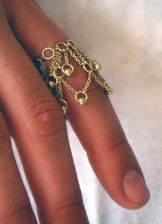 Danielle koninkx - ring goud