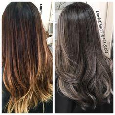 Hairbydavidchu Ombrehair Haircolor Hairstylist Hairstyle Ombre Olaplex Behindthechair