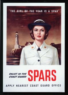 SPARs, United States Coast Guard Women's Reserve