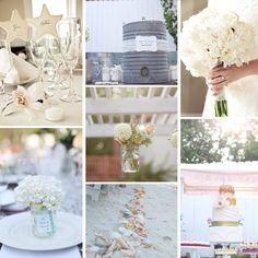 beach wedding ideas | ... boards white beach wedding, inspiration boards ideas and trends