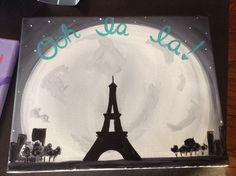 Oh La La Paris 6 years and up