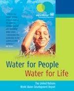 AGUA PARA TODOS, AGUA PARA LA VIDA. Naciones Unidas. Programa Mundial de Evaluación de los Recursos Hídricos. El Informe es el resultado de la colaboración de veintitrés agencias y secretarías de convenciones de Naciones Unidas y sienta las bases para un proceso de monitoreo y recolecta de información de forma sistemática y regular por parte del sistema de Naciones Unidas. Disponible en @ http://roble.unizar.es/record=b1605085~S4*spi